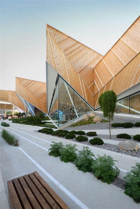 Modern Pavilion Architecture