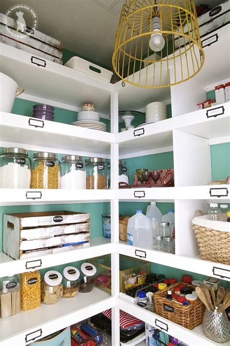 kitchen pantry ideas  organize  pantry