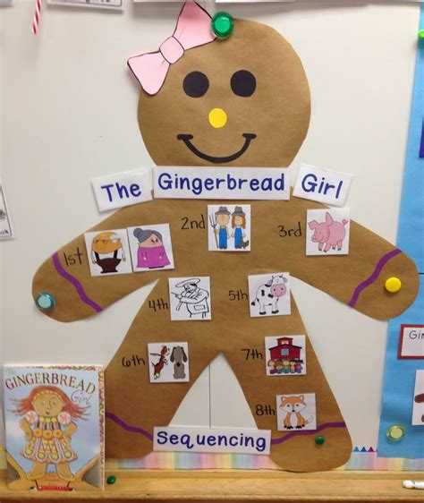 42 best gingerbread images on 482 | 8a414cf742a1aaaabb6f399ea88f16c2 book activities winter activities