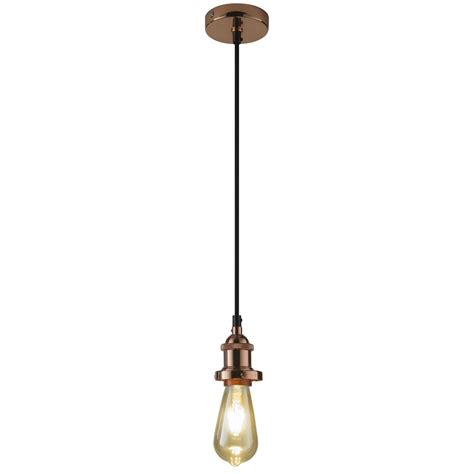 suspension lighting kit copper effect lights house and