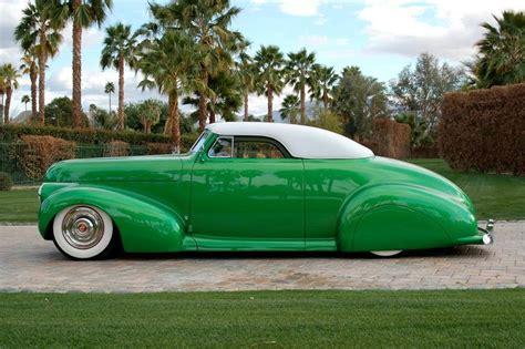 1940 Pontiac Custom Convertible 108726