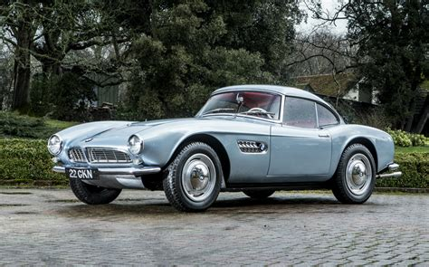 John Surtees' Bmw 507 Set To Sell