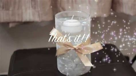 diy wedding centerpiece ideas youtube