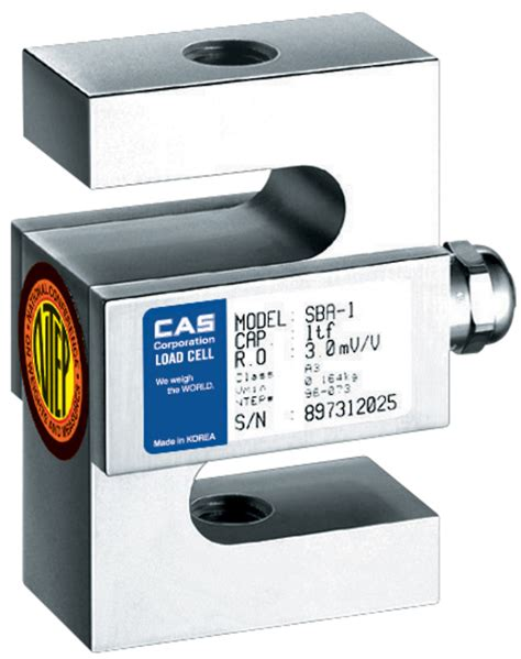 sensortronic scales sba s type tension load cell