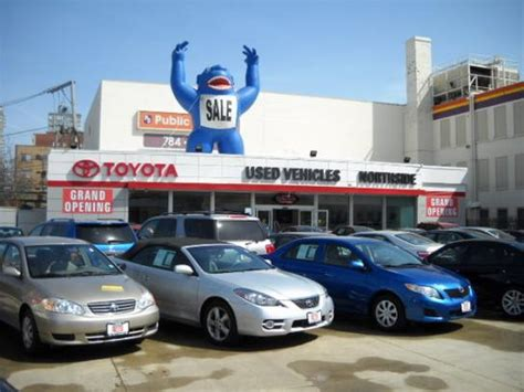 local toyota dealers chicago northside toyota chicago il 60660 4415 car