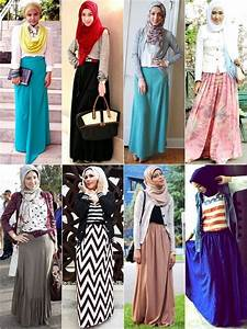 How to Wear and What to Wear with Long Skirts