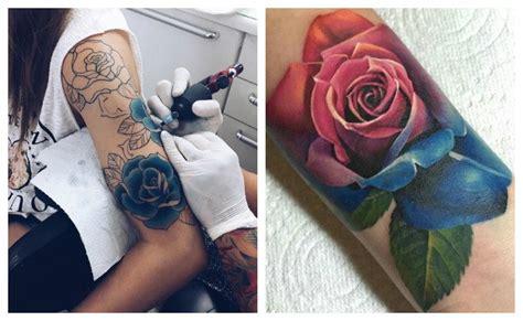 Tatuajes De Flores En El Brazo Para Mujer Vernajoyce Blogs