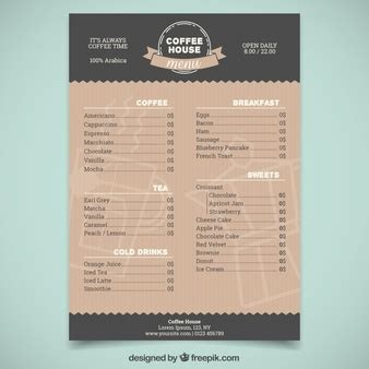 Ampersand coffeestand & design, bangkok, thailand. Colorful circles brochure Vector   Free Download
