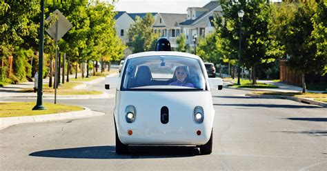 Google's Self-driving Car Heads To Market