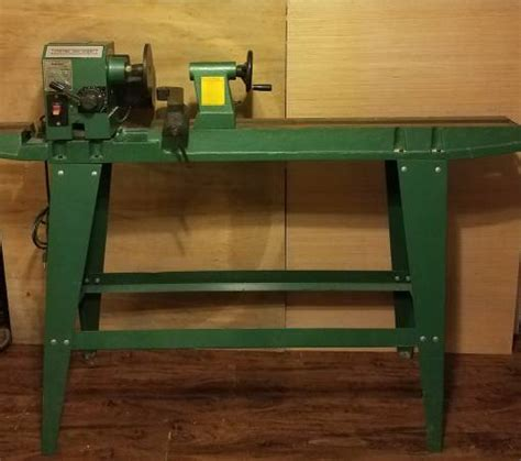 central machinery  wood lathe  victoria