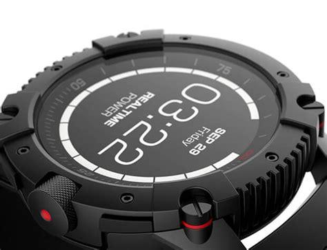 matrix powerwatch x smartwatch with 200 meter water