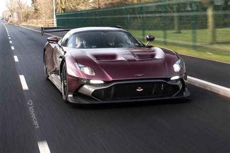 Aston Martin Vulcan Unveiled