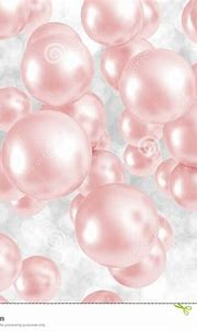 Pink pearl background stock photo. Image of background ...