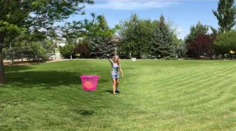 Backyard Frisbee by Easy Frisbee Golf For Your Backyard Chas Creations