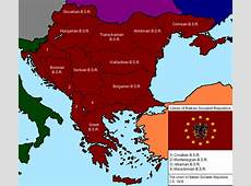 Union of Balkan Socialist Republics Alternate History