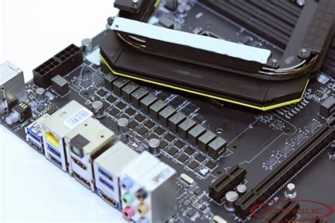 Msi Z87 Mpower Max Motherboard Previewed