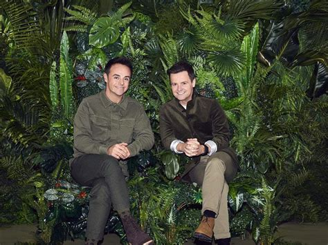 I'm A Smell-ebrity? Ant and Dec make revelation about ...