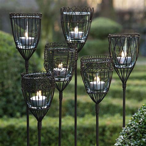 Filigrane Windlichter Bringen Romantisches Flair In Den