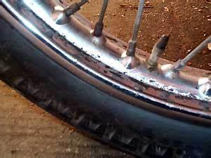 Nettoyage Chrome Piqué : motos anglaises ~ Maxctalentgroup.com Avis de Voitures
