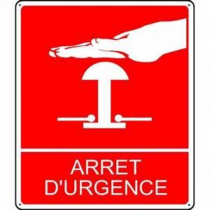 Bouton Arret D Urgence : pictogramme arr t d 39 urgence stocksignes ~ Nature-et-papiers.com Idées de Décoration