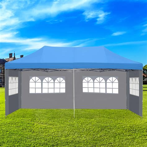 ft pop  canopy tent shade canopy sun canopy gazebo canopy wedding party heavy duty