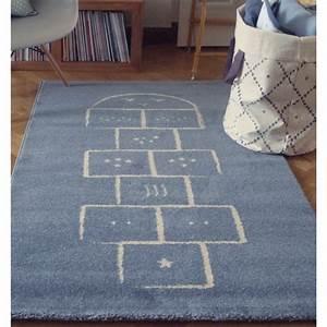 Tapis Pour Chambre Enfant : tapis chambre de b b marelle ~ Melissatoandfro.com Idées de Décoration