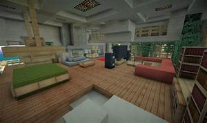 minecraft interior design minecraft pinterest With minecraft modern house interior design