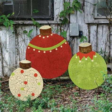 plywood christmas yard decorations woodworking projects