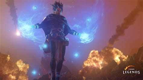MMO action RPG Magic: Legends announced for PlayStation 4 ...