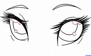 How to Draw Anime Eyes, Step by Step, Anime Eyes, Anime ...