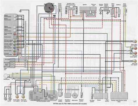 Yamaha Xv 250 Virago Wiring Diagram by Virago Wiring Diagram And 13ynmls With Yamaha 535