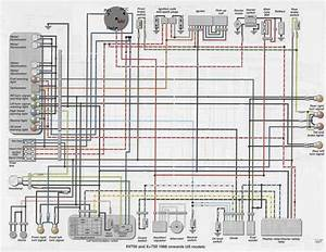 Virago Wiring Diagram And