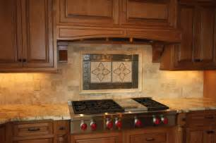 Traditional Backsplashes For Kitchens Custom Backsplash Traditional Kitchen Other By Cook Kozlak Flooring Center Inc