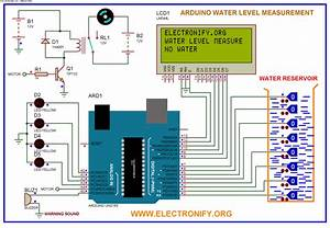 Water Level Measurement Using Arduino Uno R3 And Water