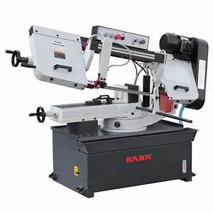 KAKA Industrial Metal Cutting Band Saw Machinery, 10 inch ...