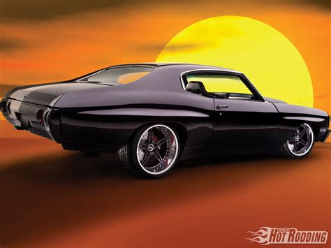 1972 Chevy Chevelle Wallpaper And Background Image