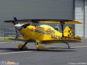 Aviat Pitts S-2C - N442PS (Southern Aircraft Consultancy ...