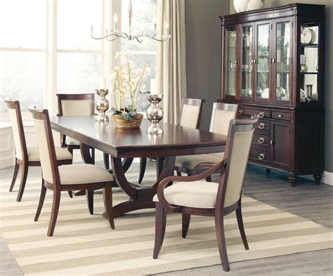 rectangular extendable dining room from coaster 105441 coleman furniture