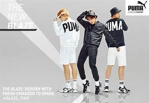 [Picture] BTS X PUMA #BLAZE_TIME [160201]