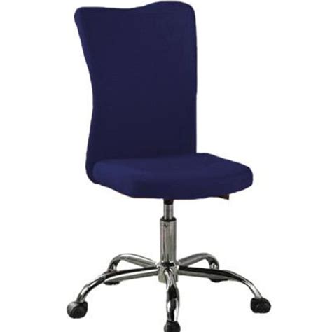mainstays desk chair blue office seating z line designs inc