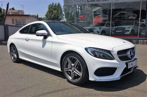 ✅ browse our daily deals for even more savings! 2016 Mercedes Benz C Class C200 coupe AMG Line Auto Cars ...