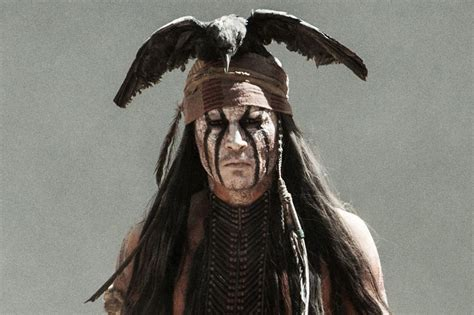 johnny depp lone ranger johnny depp wins award for his make up page six