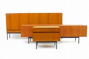 Teak Dresser Or Small Sideboard By Dieter Waeckerlin For