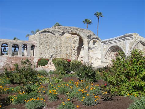 gardenenvy san juan capistrano mission garden is simply a