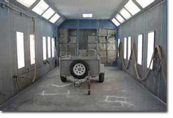 chambre de sablage sablage au jet libre service