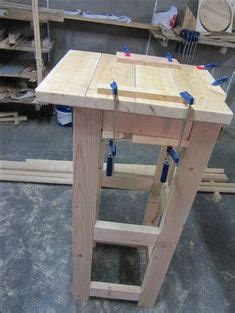 diy benchtop drill press stand plans plans  drill
