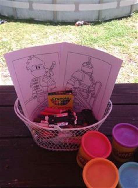 printable roblox ninja coloring page kids