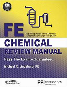 Kindle  Ppi Fe Chemical Review Manual  1st Edition