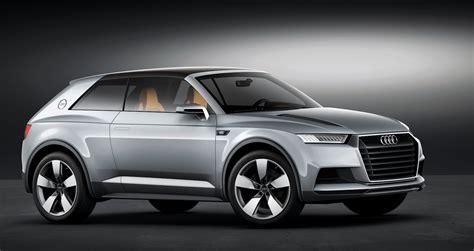 Audi Truck by Audi Crosslane Coupe Hybrid Previews Future Q Series Suvs