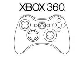 Similiar Xbox 360 Controller Line Drawing Keywords